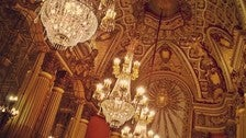Lobby of the Los Angeles Theatre