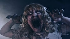 Scary Mary at The Queen Mary's Dark Harbor